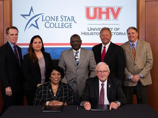 LSC Partners With University of Houston-Victoria To Help Students Earn Bachelor Degrees