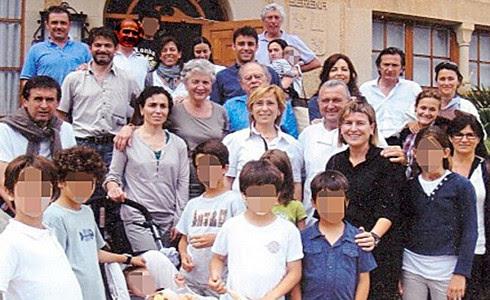 familia jordi pujol