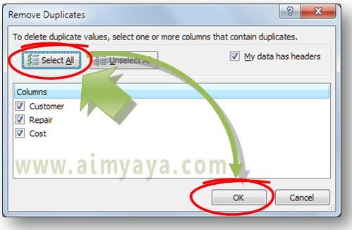 Gambar: Cara format cells untuk memunculkan tampilan angka desimal 44 angka dibelakang koma di di Microsoft Excel