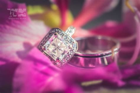 13 Creative ways to photograph your engagement rings