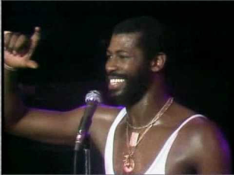 Teddy Pendergrass, Performing
