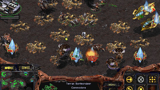 PC classic StarCraft is now free