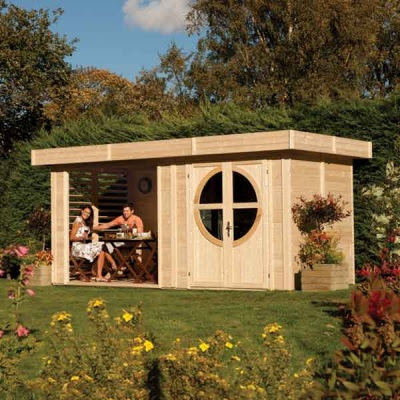 Garden Sheds And Summerhouses direct garden buildings - google+