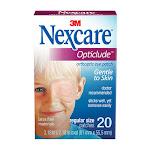 Nexcare Opticlude Orthoptic Eye Patches, Regular, 20 ea