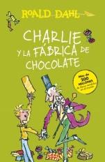 Charlie y la fábrica de chocolate Roald Dahl