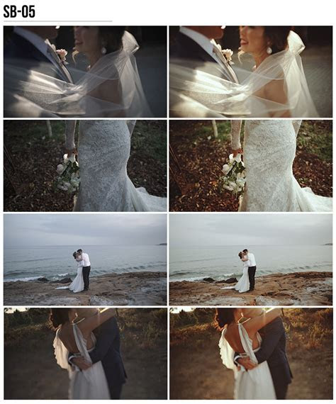 Vanessa & Ivo's Wedding LUTs   SB Pack   FilterGrade