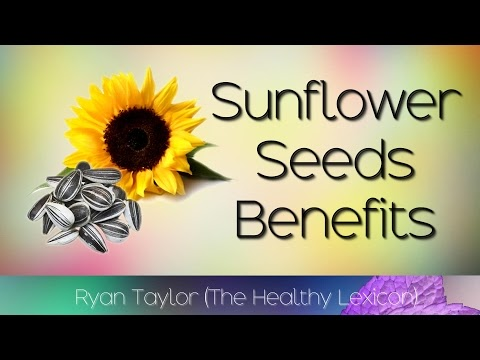 Sunflower Seeds: Benefits