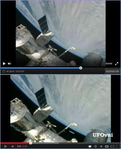 ISS UFO Video Hoax