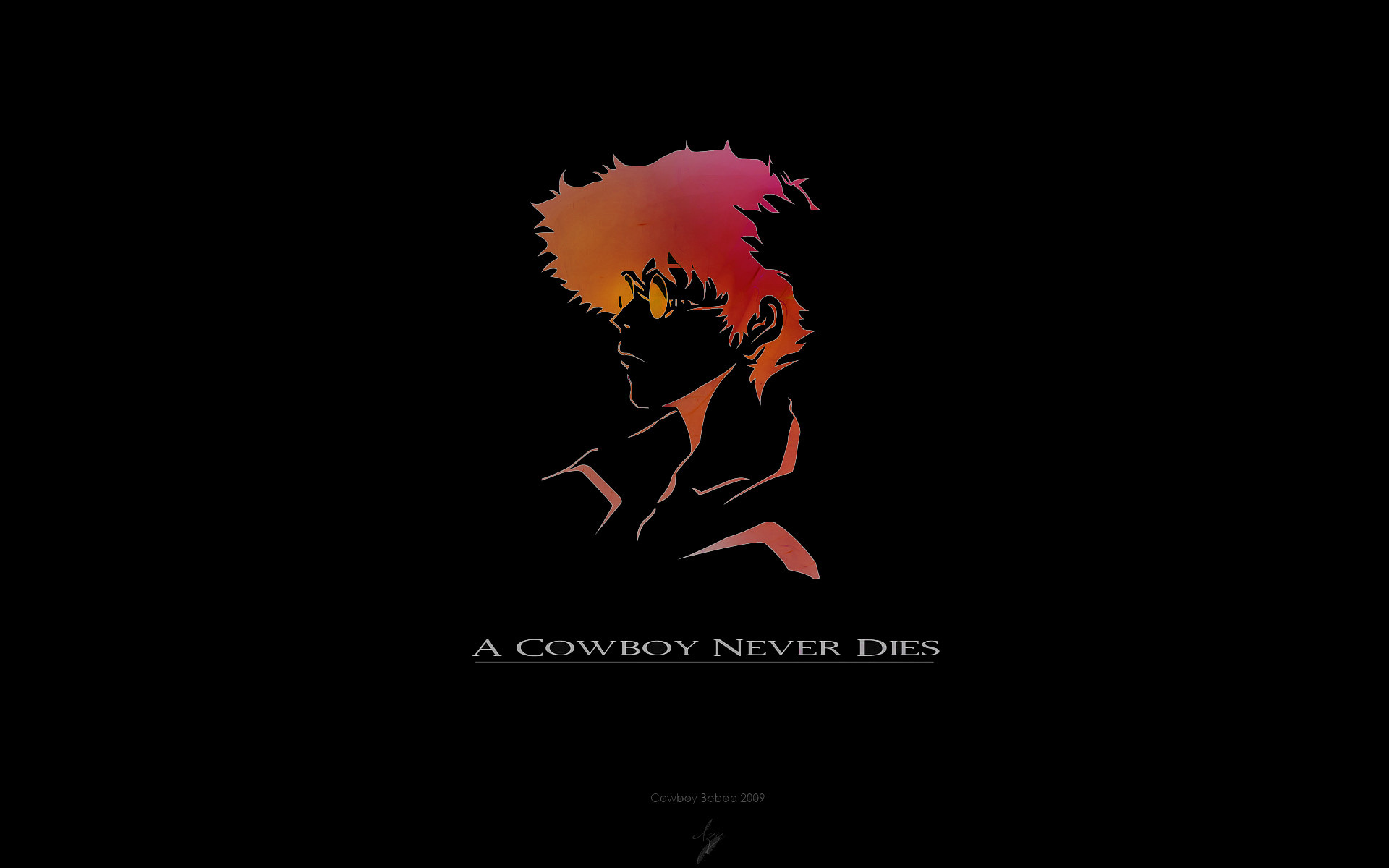 Cowboy Bebop Cell Phone Wallpaper