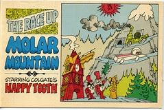 The Race Up Molar Mountain
