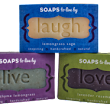 Feel Good With Organic Handcrafted Soap by Soaps to Live By + Giveaway | Two Classy Chics