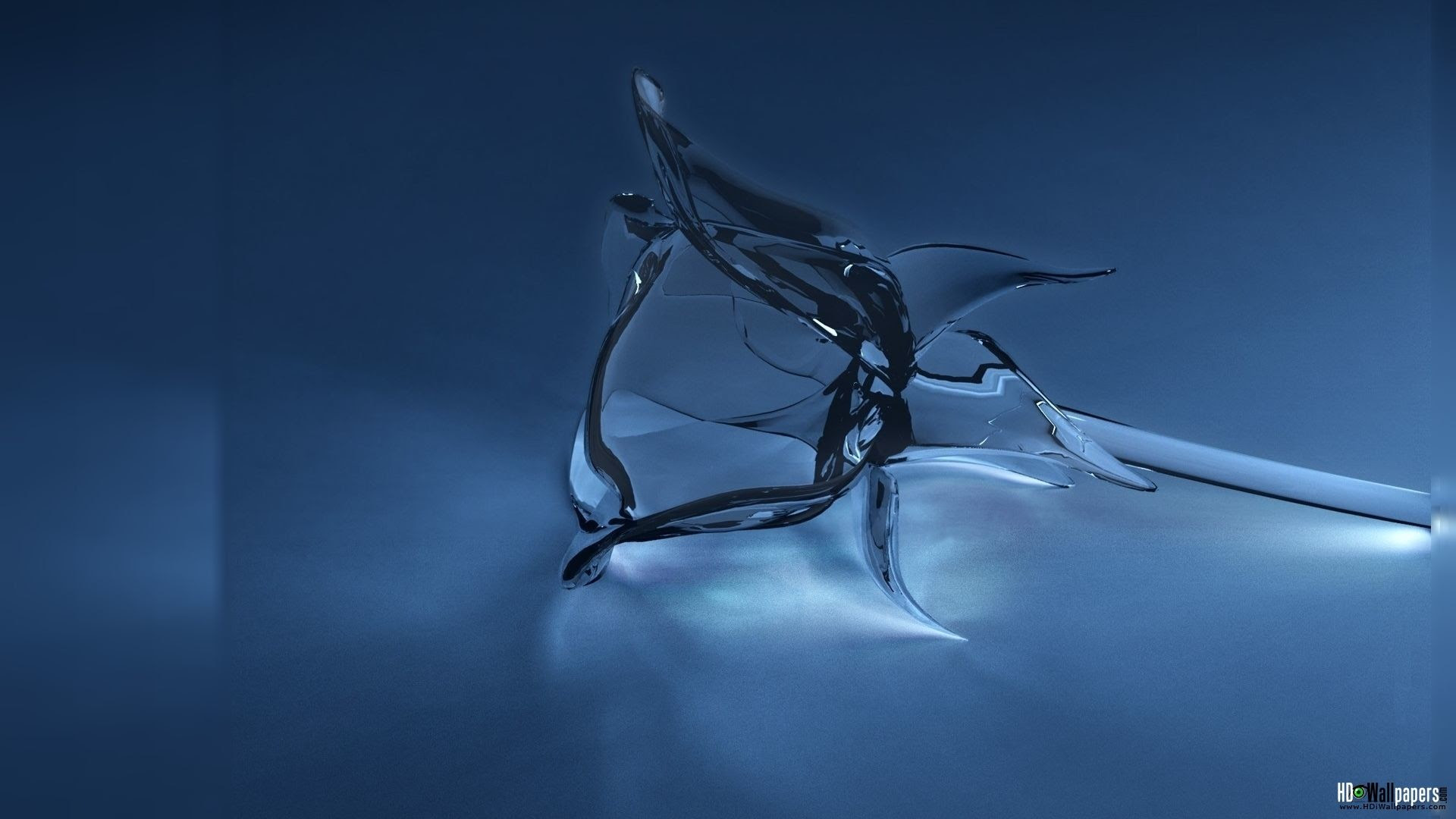 Iphone h king: Live 3d Water Wallpaper