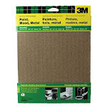3m 9in. X 11in. Assorted Paint Wood Metal Sandpaper Sheets 9005NA
