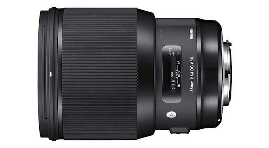 Review: Sigma 85mm f/1.4 DG Art Series Lens