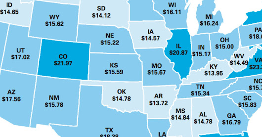 The Hourly Income You Need To Afford Rent Around The U.S.
