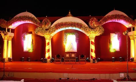 Marriage Stage Decoration in Chennai