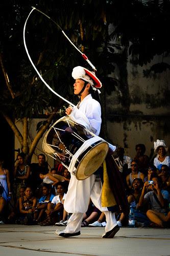 Danza Hutteon del Tambor