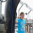 Girl, 9, sets fishing record