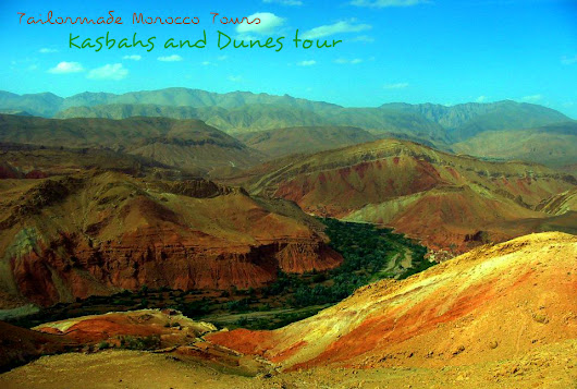 Travel to Morocco, travel to the Past - Kasbhas route discovering