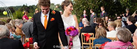 What happens at a wedding ceremony?