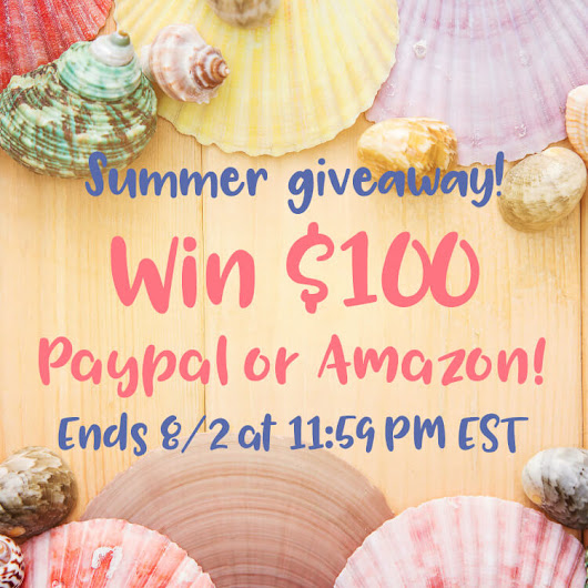 $100 Summer Giveaway! » Barbara Feldman