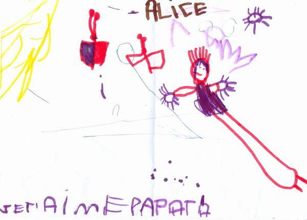 Joyeux Anniversaire Papa Alice Juliette Et Leurs Parents