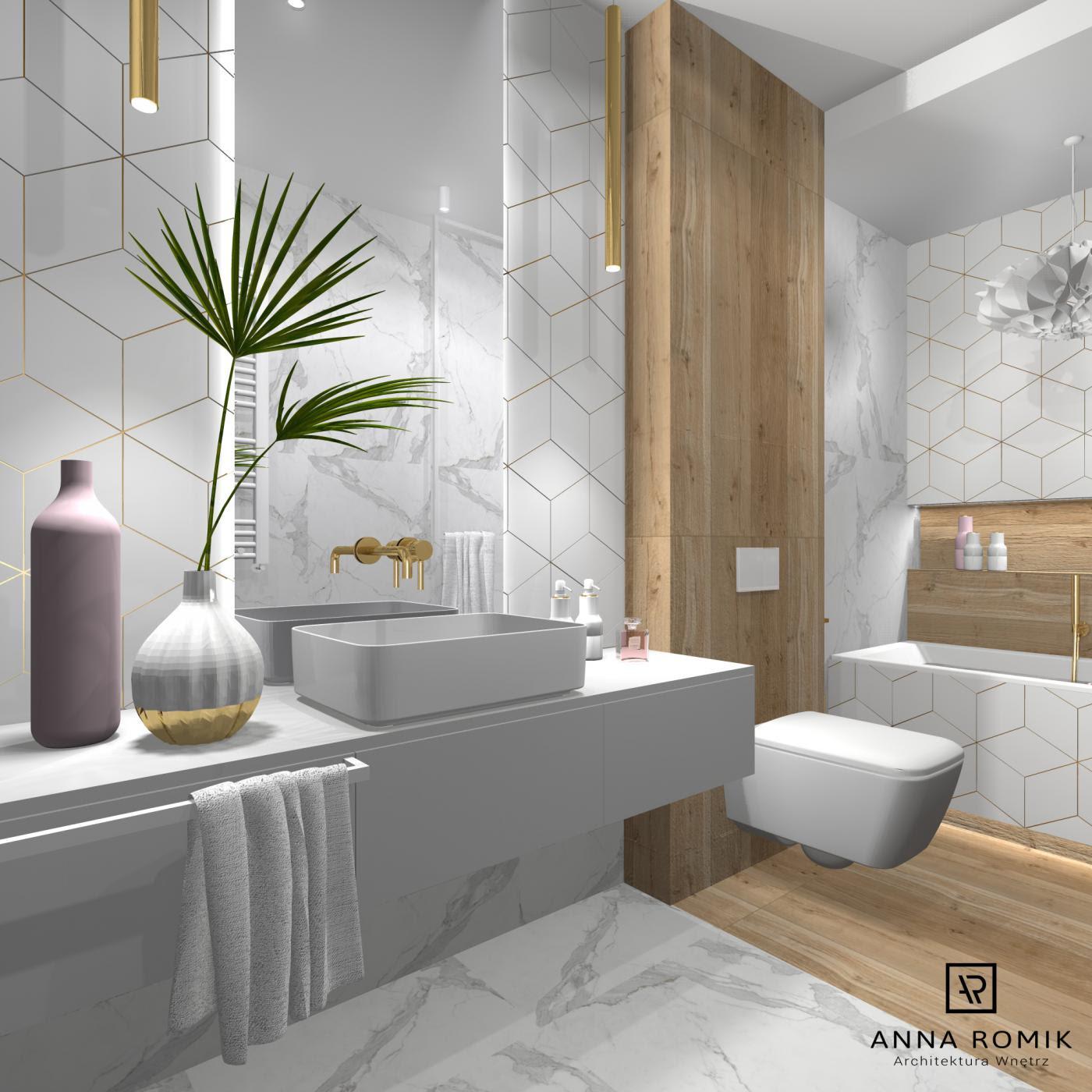 Łazienka Andrychów 7 m2