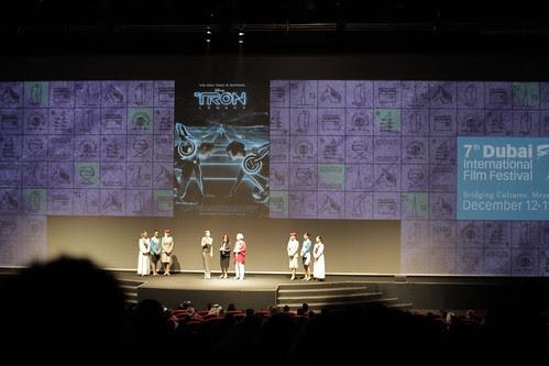 Tron gala screening