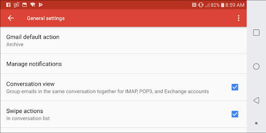 Gmail for Mobile: Disable Conversation View? - Ask Dave Taylor