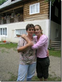 Lucia and Joanna