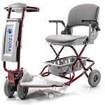 Tzora Easy Travel Elite Lightweight Folding Mobility Scooter
