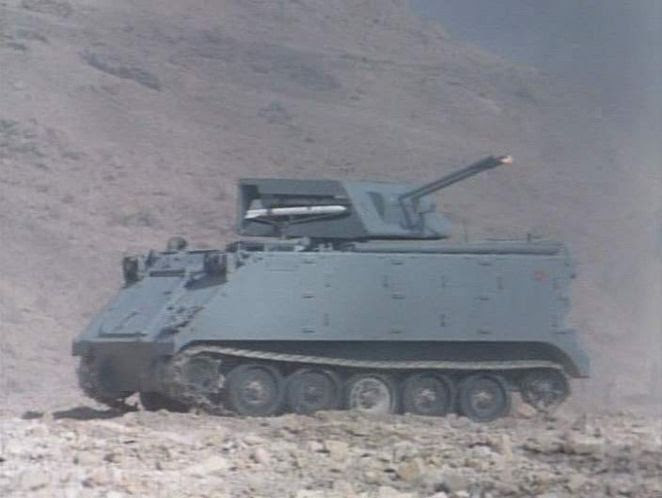 FMC M113