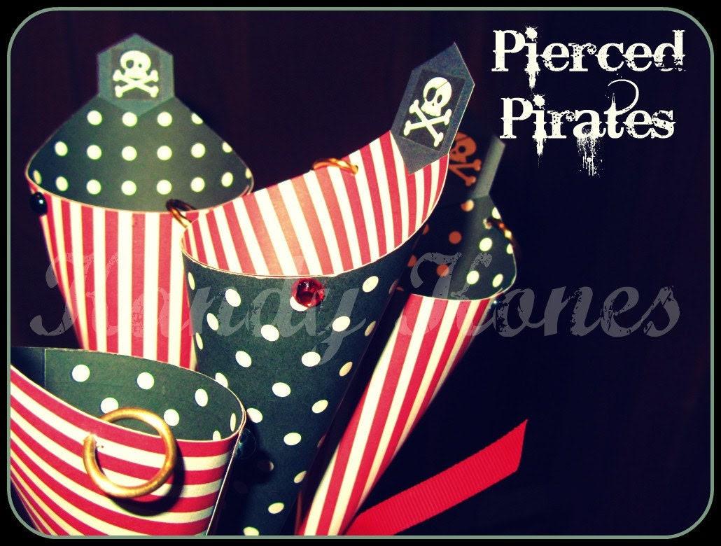 Pierced Pirate Kandy Kones
