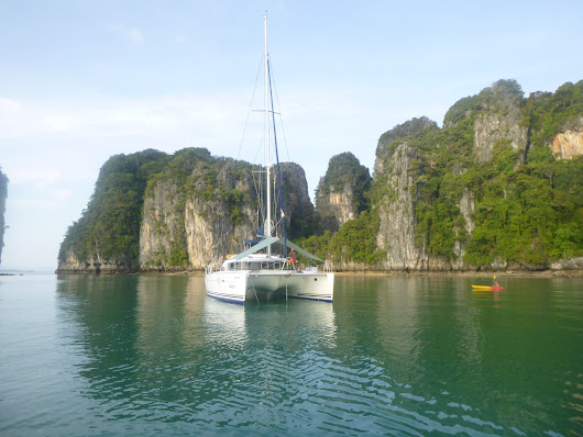 Thailand Yacht Charter – Crewed Sailing Yachts in Phuket and Mayanmar