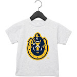 NCAA Murray State Racers PPMUR055, G.A.3001T, AHTR, 4T Size 4T AthleticHeather