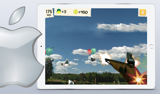 iOS App of the Week: Mad Ducks AR Augmented Reality Mobile Game