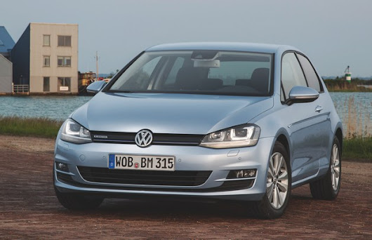 New VW Golf TDI BlueMotion is 'most fuel-efficient ever' with 73.5 mpg