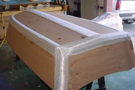 Get Plywood Fiberglass Boat Building Inside The Plan
