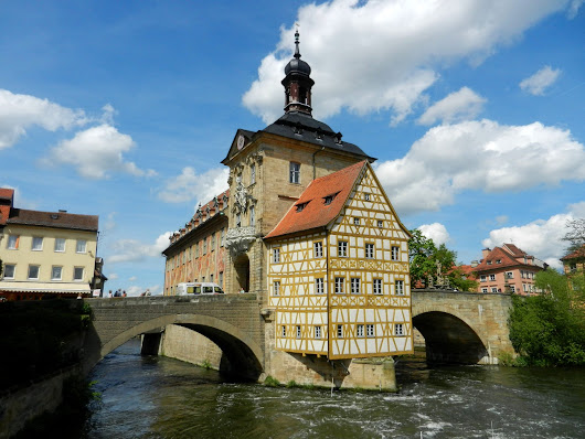 Bamberg's Smoky Charm - The Incredibly Long Journey
