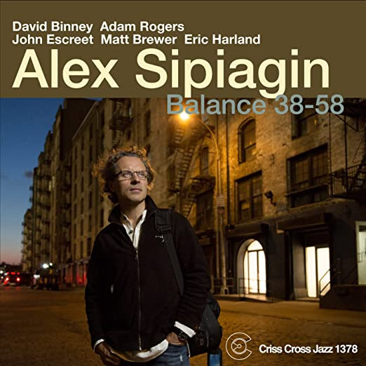 Alex Sipiagin - Balance 38-58 cover