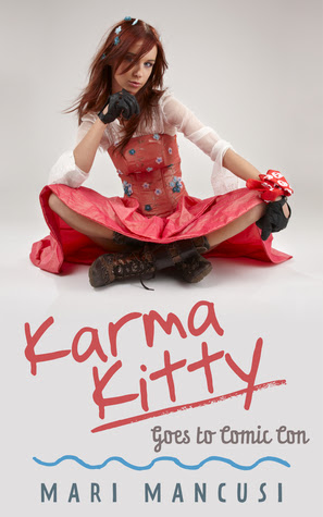 Karma Kitty Goes to Comic Con