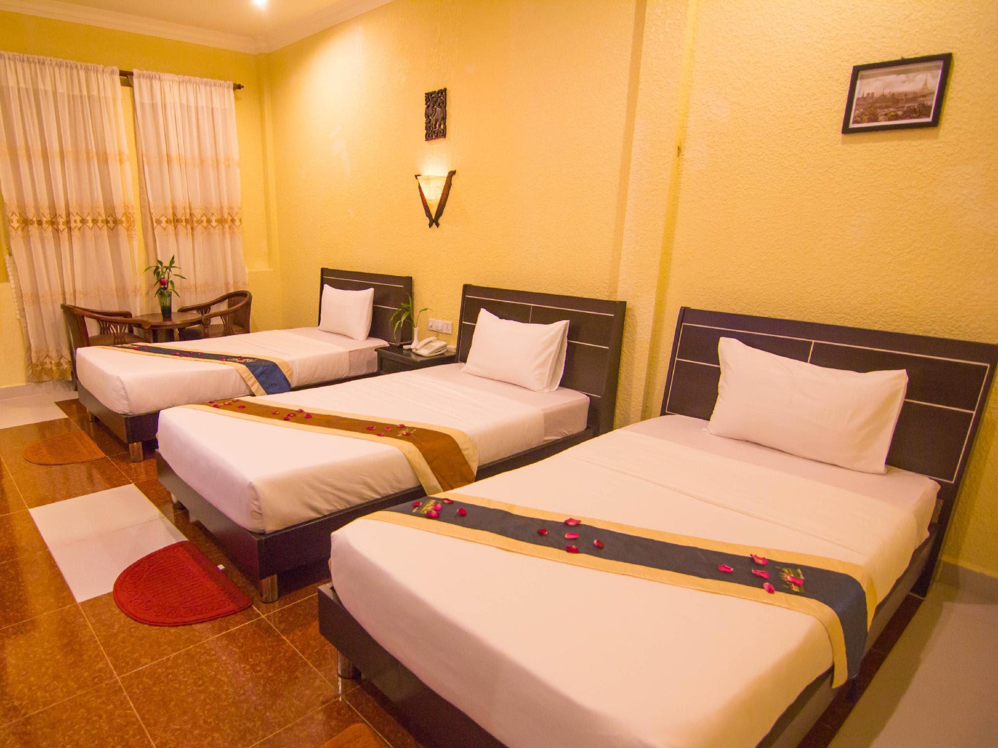 Reviews Var Sunny Angkor Suite Hotel