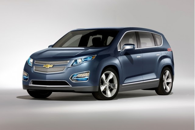 UPDATED: 2016 Chevrolet Volt To Launch In January: What We ...