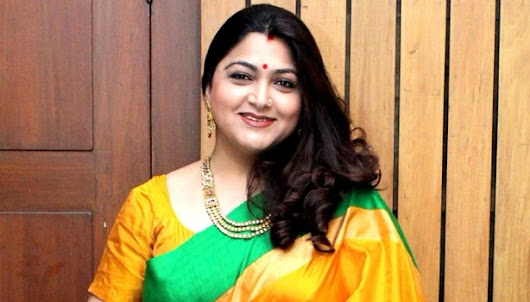 Yesteryear Actress Khushbu To Stage A Comeback? || Yesteryear Actress Khushbu To Stage A Comeback