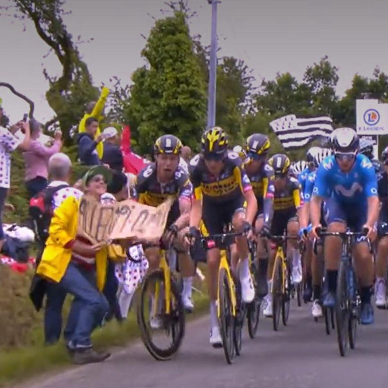 Tour de France: Bewährung für Auslöserin von Massensturz gefordert