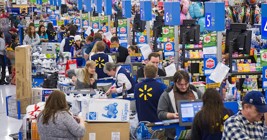 Walmart launches rival sale to Amazon's Prime Day