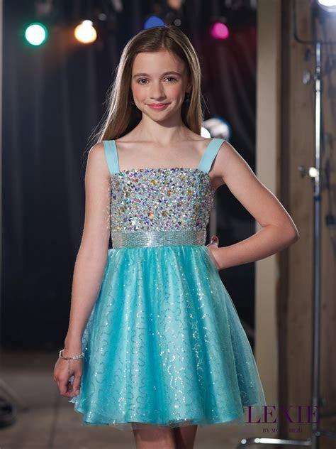 Lexie by Mon Cheri TW11513 Junior Party Dress