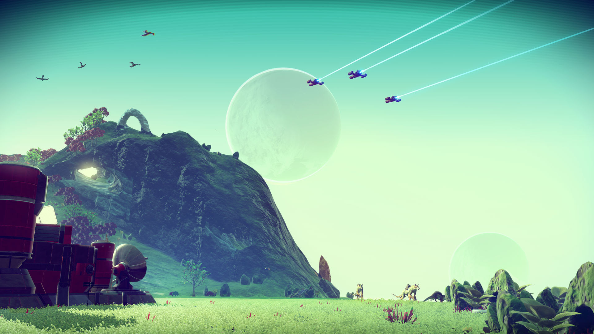 No Man's Sky still alive and kicking, major update possible for August screenshot