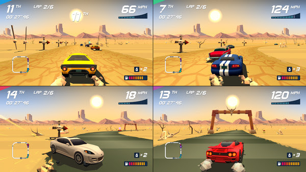Horizon Chase Turbo City Lights Free Download
