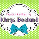 KB Fonts Button